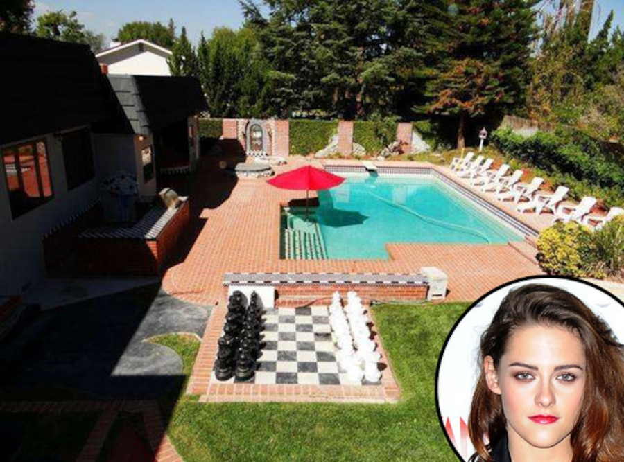 Kristen Stewart, Childhood Home