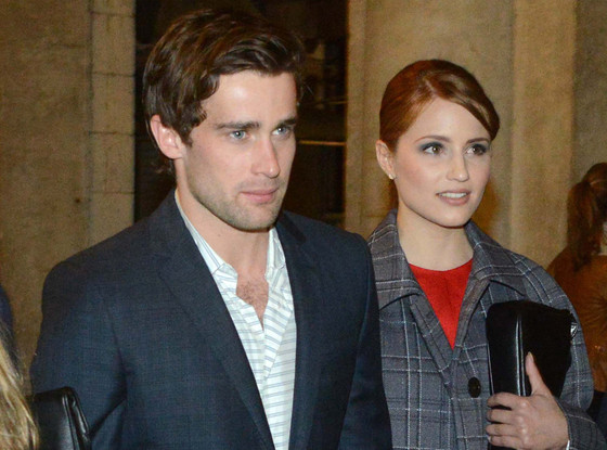 Dianna Agron, Christian Cooke
