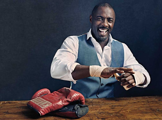 Idris Elba, Playboy