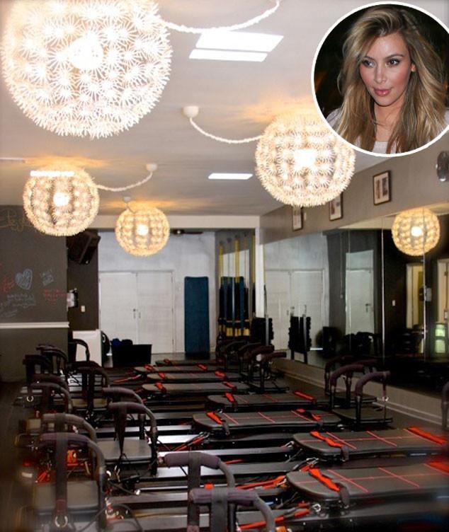 Kim Kardashian, Pilates Plus