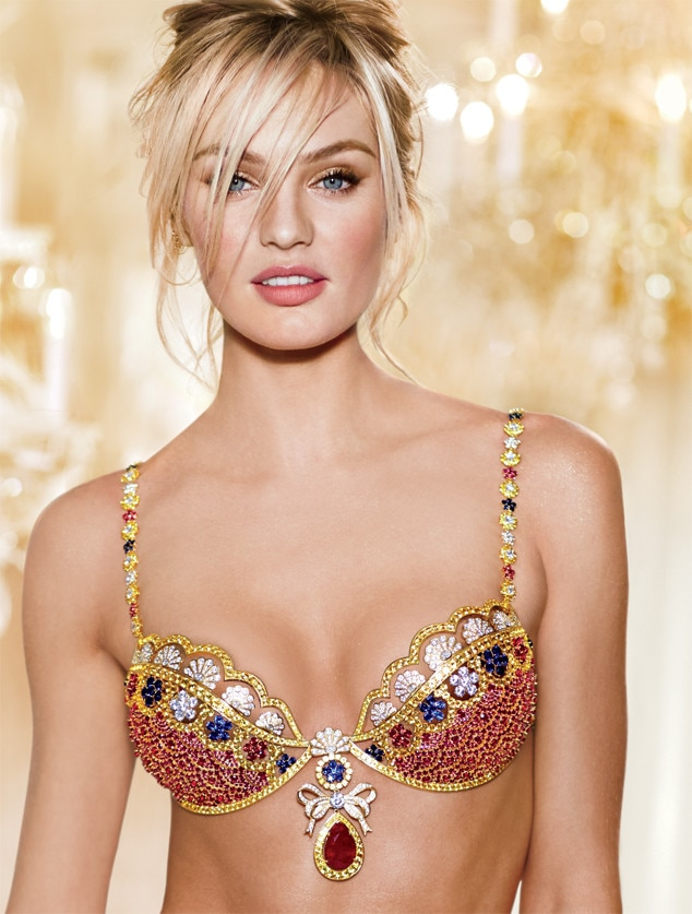 Victoria's Secret $10 Million Bra