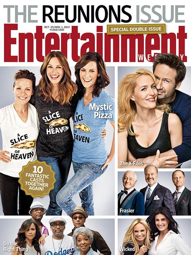 EW Magazine, Reunions