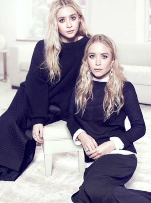 Mary-Kate Olsen, Ashley Olsen, Edit Magazine