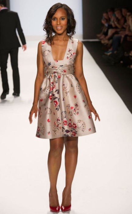 Kerry Washington, Project Runway