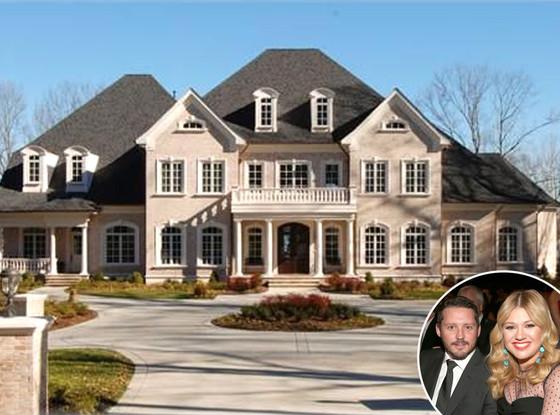 Kelly Clarkson, Brandon Blackstock, Home