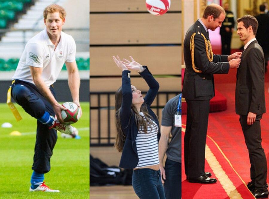 Kate Middleton, Catherine, Duchess of Cambridge, Prince Harry, Prince William