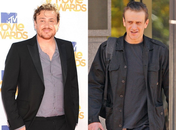 Jason Segel, Weight Loss
