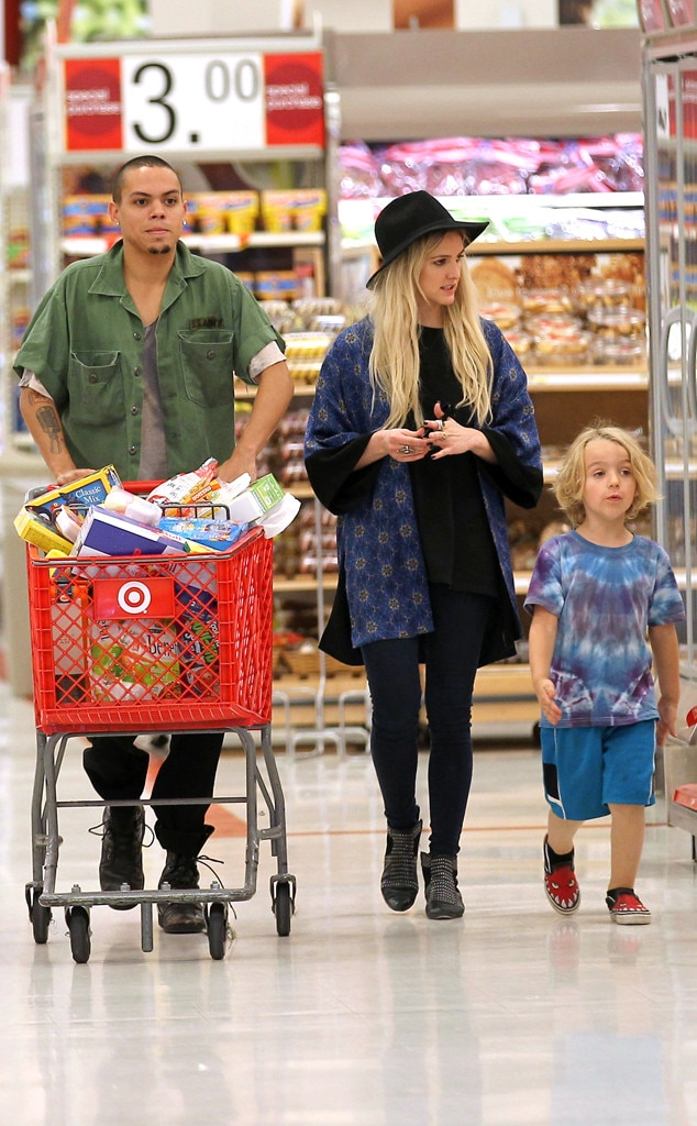 Ashlee Simpson, Evan Ross, Bronx