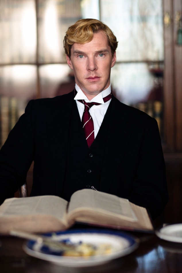 Benedict Cumberbatch, Parade's End