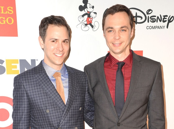 Jim Parsons Put on the...