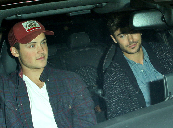 Zac Amp Dylan Efron From Stars Sexy Siblings E News