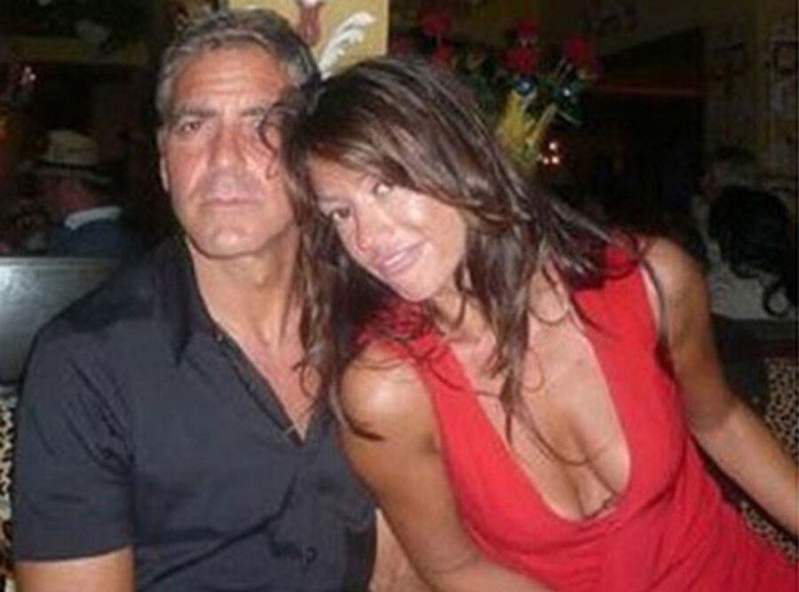 George Clooney, Monika Jakisic