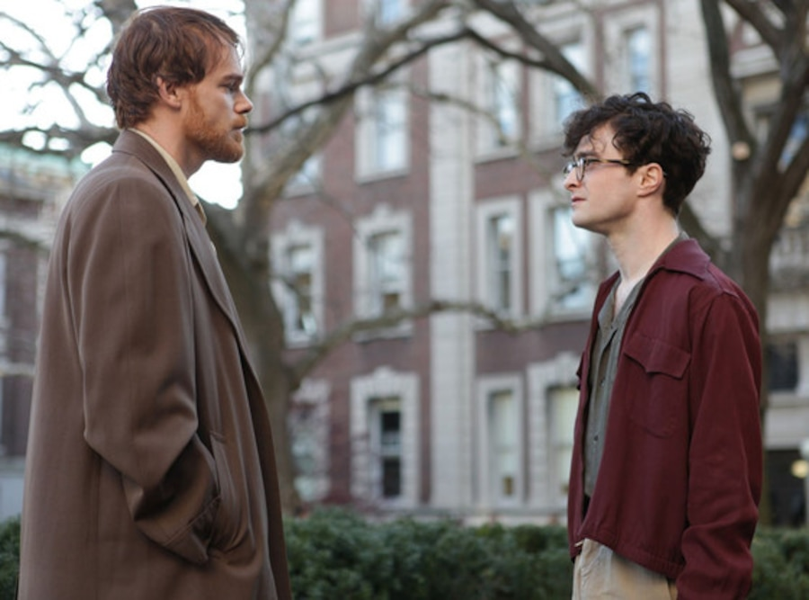 Kill Your Darlings, Daniel Radcliffe, Michael C. Hall
