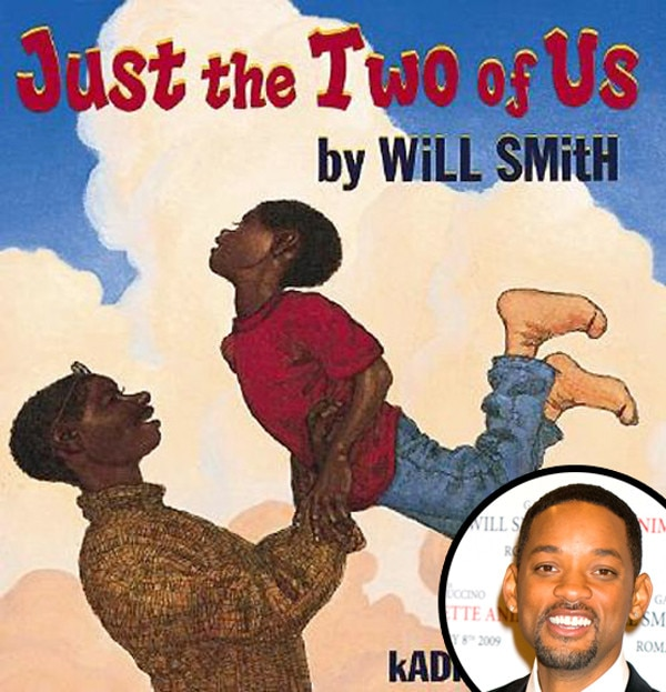 Celebrity Children Books, Will Smith