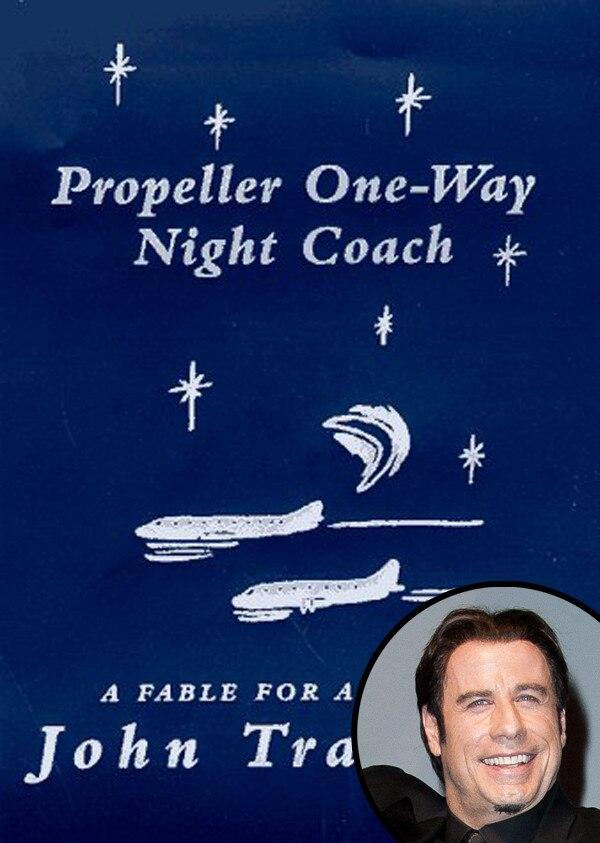Celebrity Children Books, John Travolta