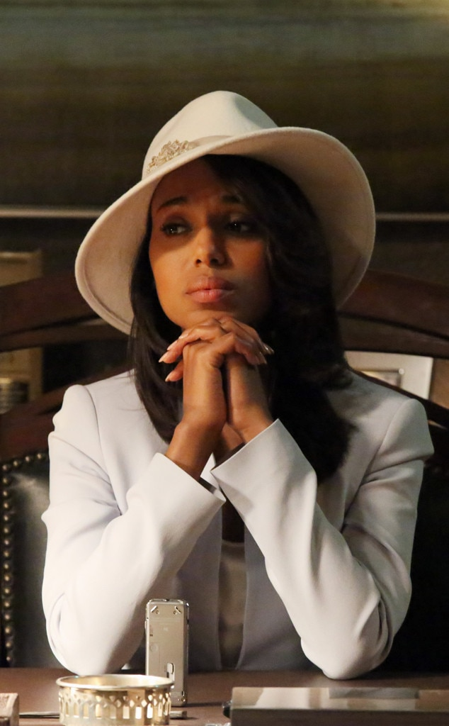 Kerry Washington, Scandal Fashion Images