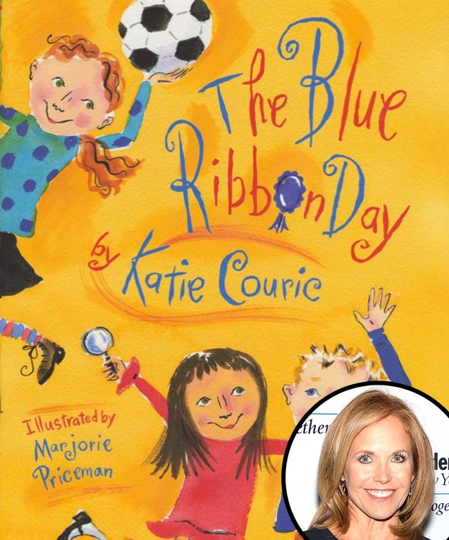 Celebrity Children Books, Katie Couric
