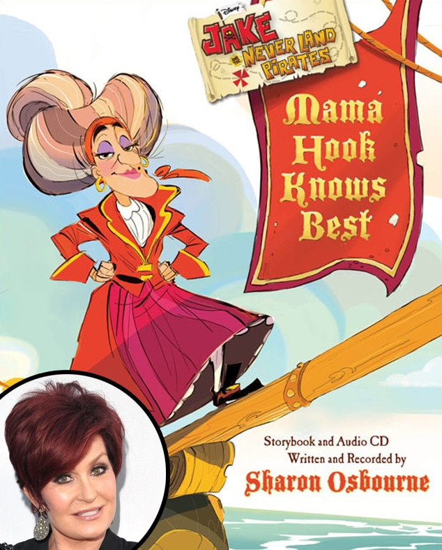 Celebrity Children Books, Sharon Osbourne