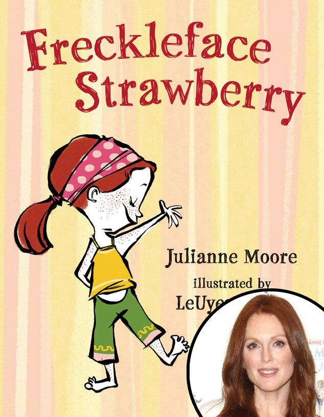 Celebrity Children Books, Julianne Moore