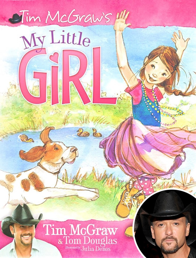 Celebrity Children Books, Tim McGraw