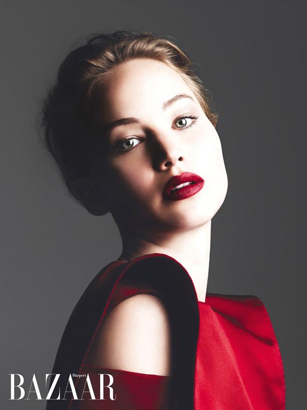 Jennifer Lawrence, Harper's Bazaar
