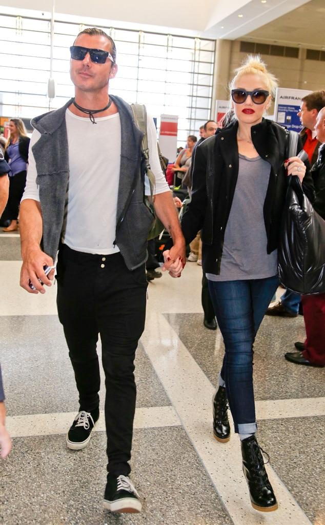 Gwen Stefan, Gavin Rossdale