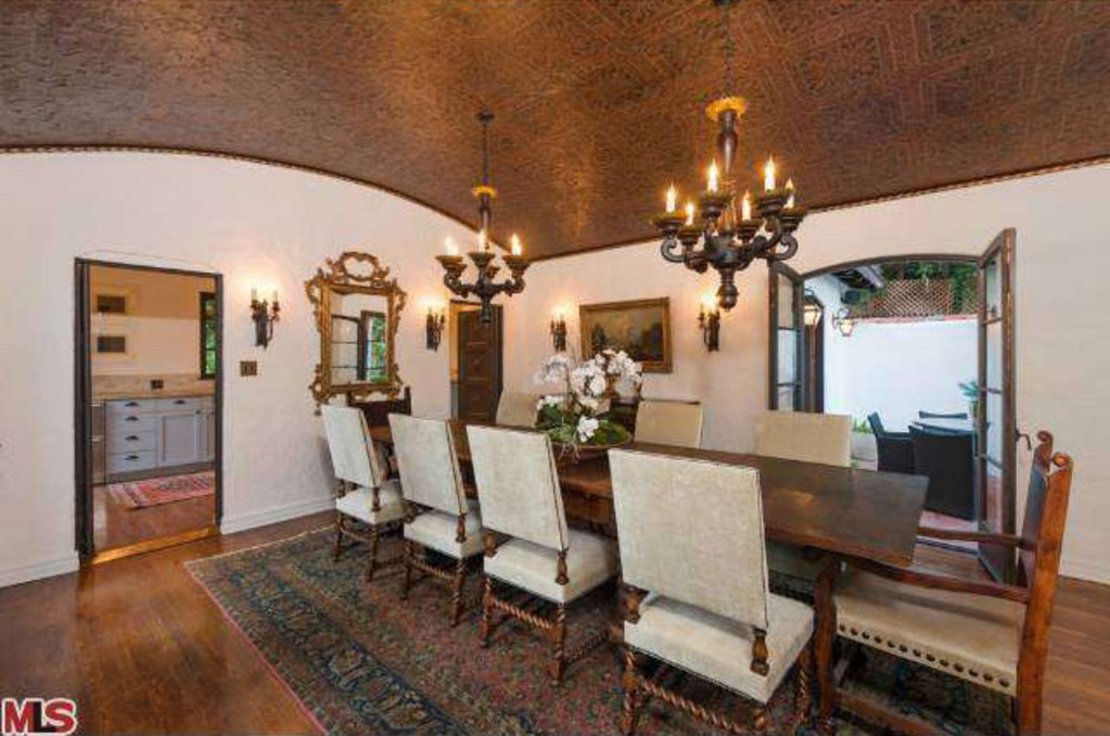 Robert Pattinson, Los Feliz Home