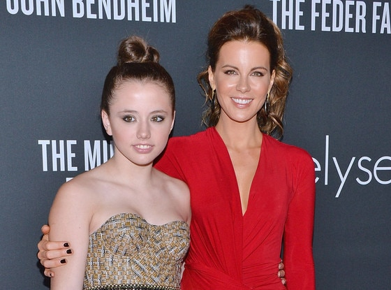 Lily Mo Sheen, Kate Beckinsale