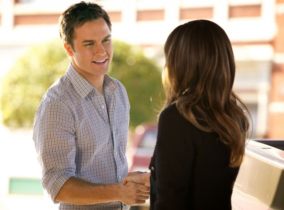 HART OF DIXIE, Scott Porter