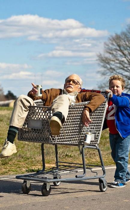 Johnny Knoxville, Bad Grandpa