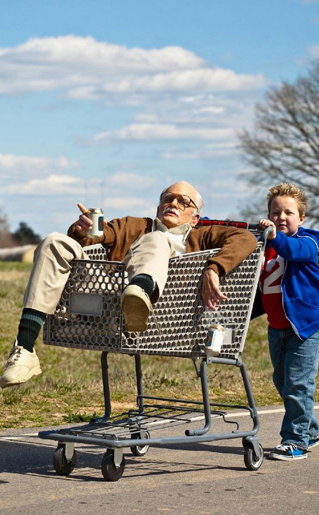 Johnny Knoxville, Bad Grandpa