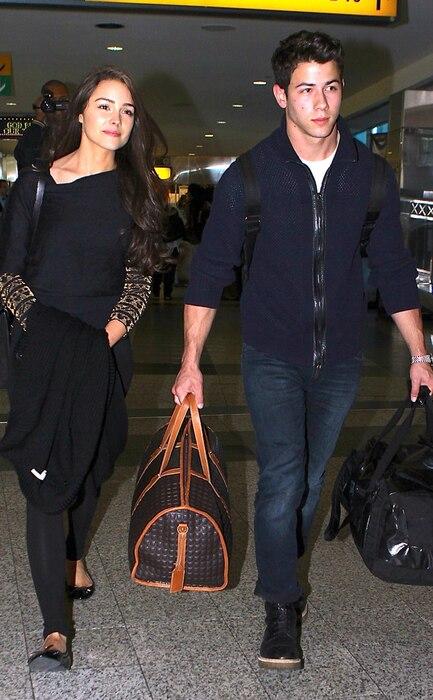 Nick Jonas, Olivia Culpo