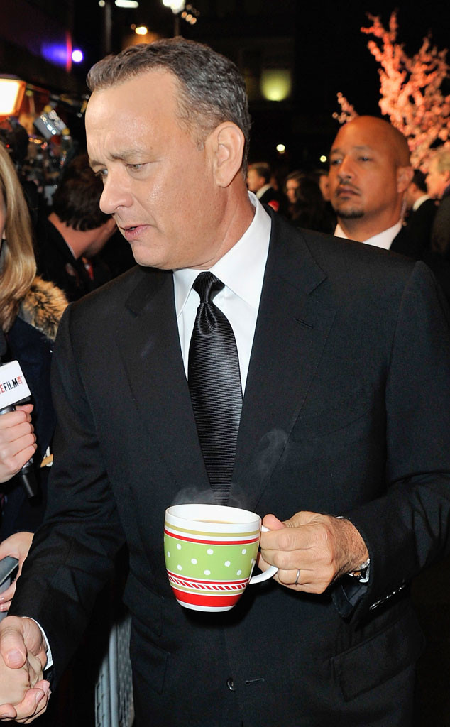 Tom Hanks, Tea