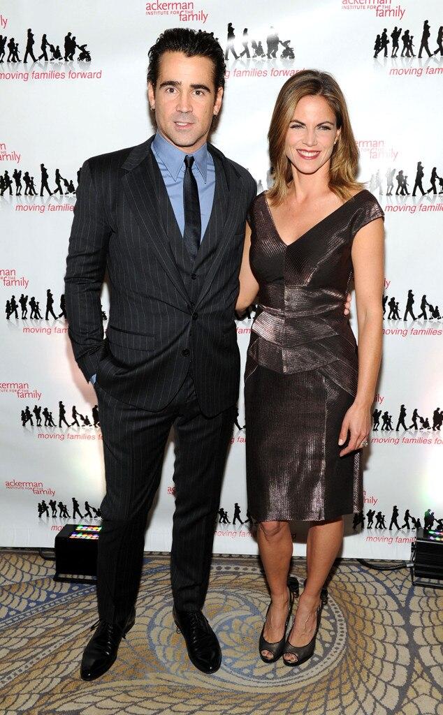 Colin Farrell, Natalie Morales