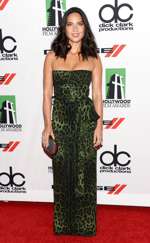Olivia Munn, Hollywood Film Awards