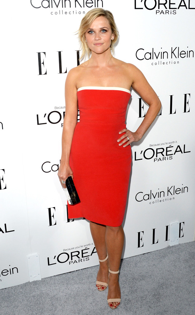 Reese Witherspoon, ELLE's 20th Annual Women In Hollywood Celebration