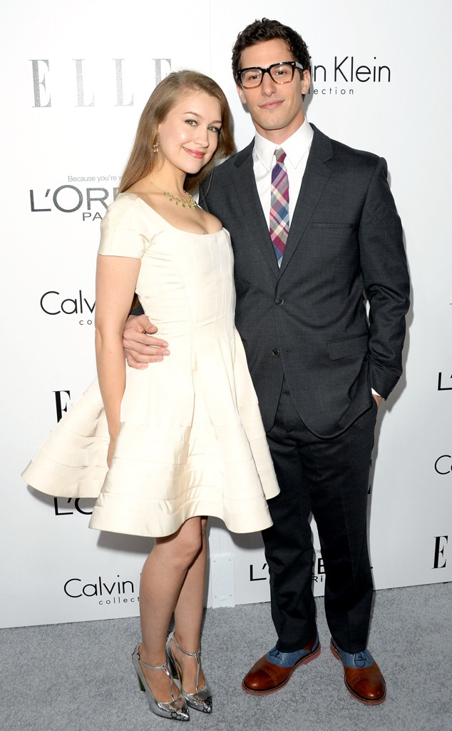 Andy Samberg, Joanna Newsom, ELLE's 20th Annual Women In Hollywood Celebration