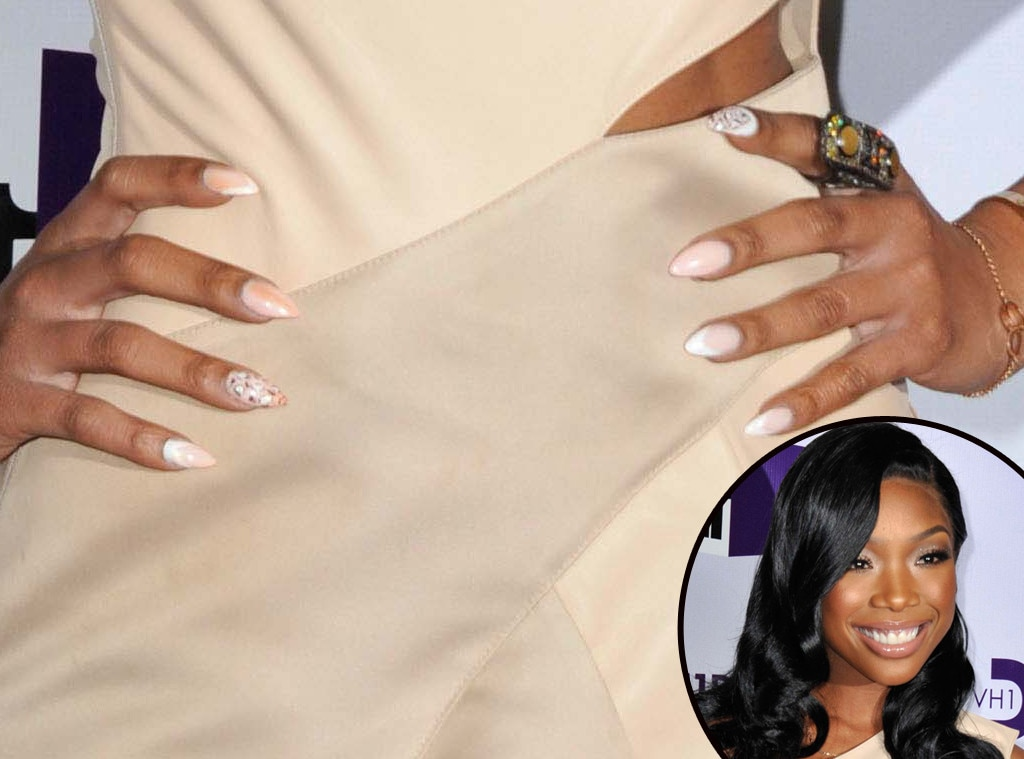 Nail Art, Brandy Norwood