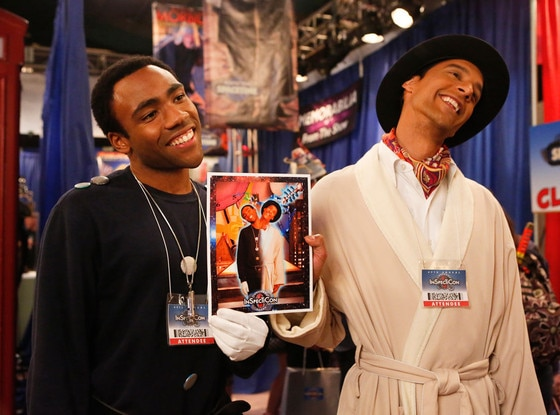 COMMUNITY, Donald Glover, Danny Pudi