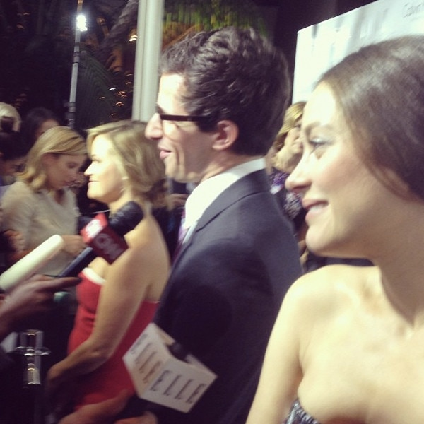 Reese Witehrspoon, Andy Samberg, Marion Cotillard, Instagram