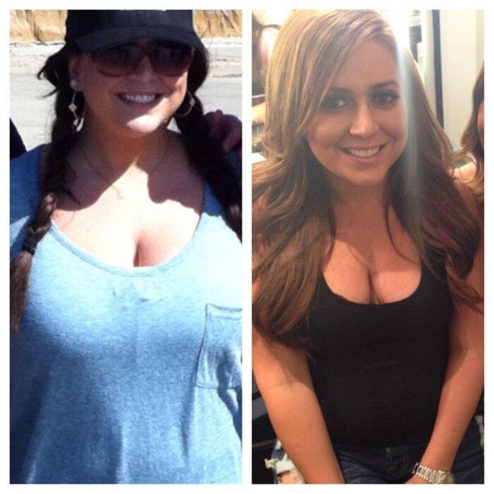 Lauren Manzo, Weight Loss