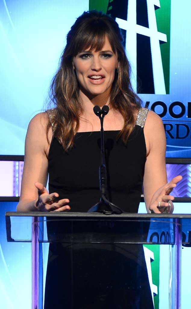 Jennifer Garner, Hollywood Film Awards