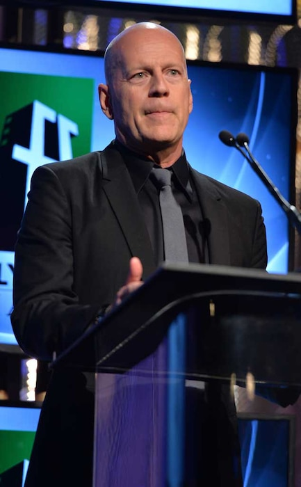 Bruce Willis, Hollywood Film Awards
