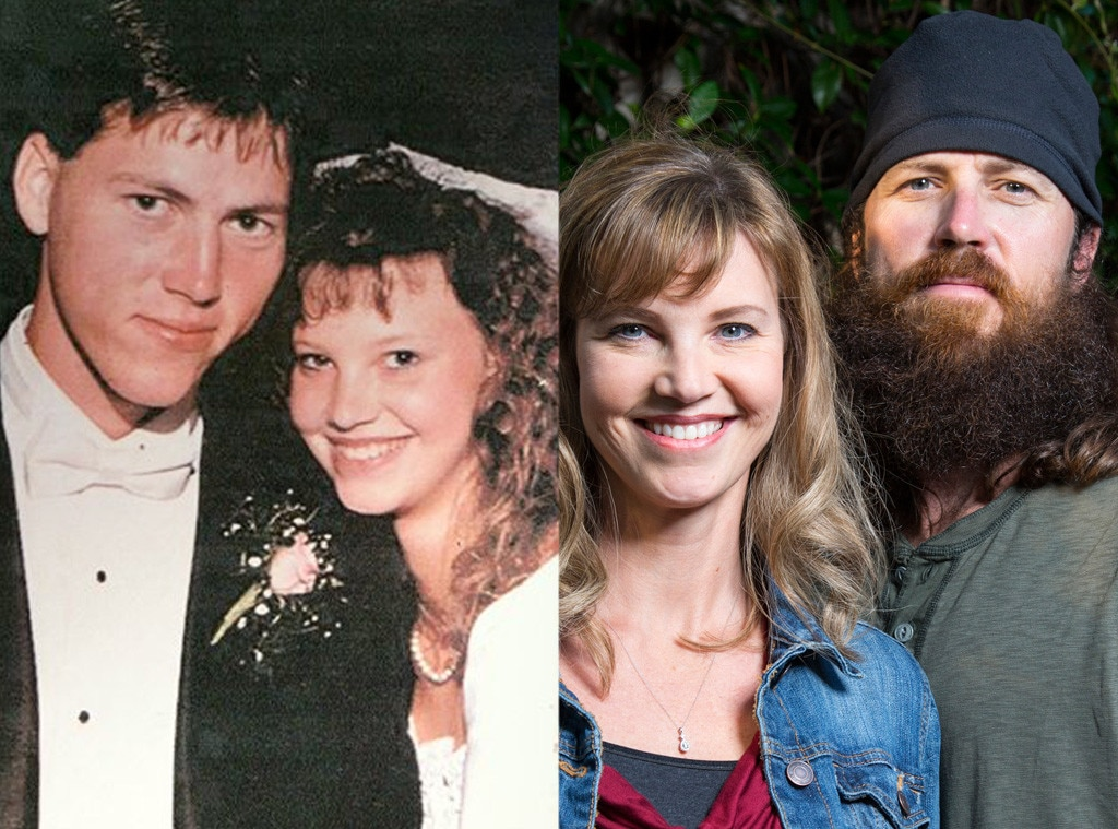 Jase, Missy, Duck Dynasty without beards