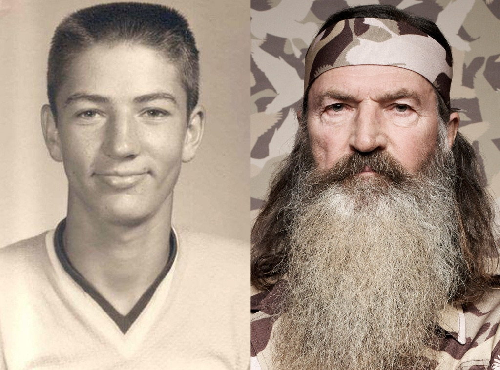 Phil, Duck Dynasty without beards