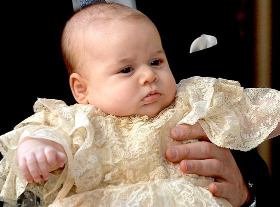 Prince George, Prince William, Kate Middleton