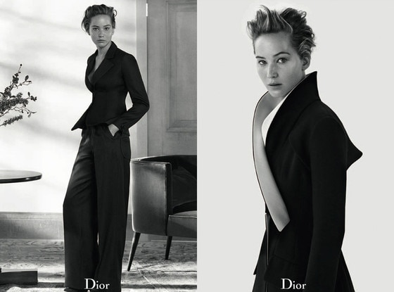 Dior, Jennifer Lawrence