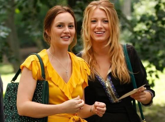 Leighton Meester, Blake Lively, Gossip Girl