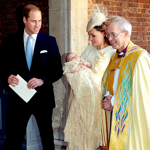 Prince George, Prince William, Kate Middleton, Duchess of Cambridge