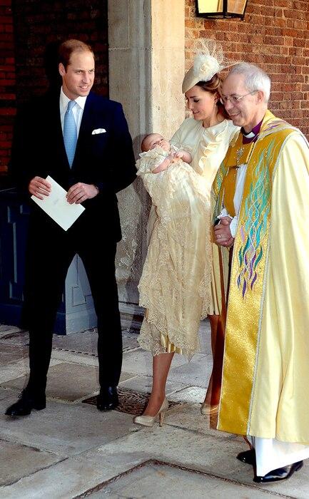 Prince George, Prince William, Kate Middleton, Duchess of Cambridge